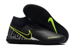 "Chuteira Nike Phantom Vision Elite Dynamic Fit IC ""Under the Radar"" Verde/Preto"