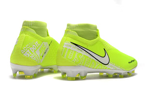"Chuteira Nike Phantom Vision Elite Dynamic Fit FG ""New Lights"" Verde"