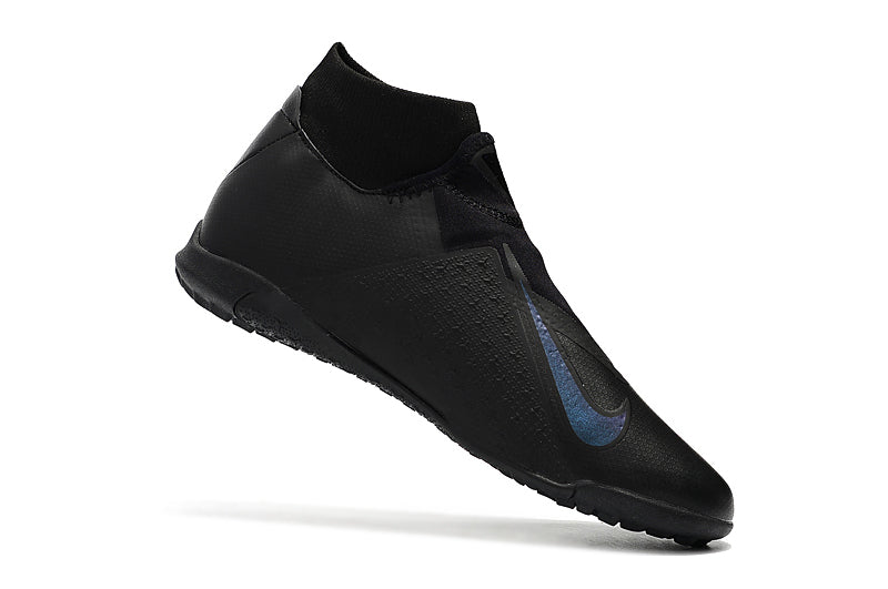 Chuteira Nike Phantom Vision Elite Dynamic Fit TF Azul/Preto