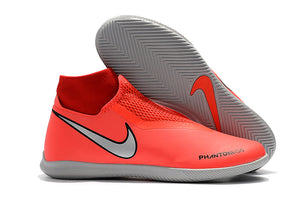 "Chuteira Nike Phantom Vision Elite Dynamic Fit IC ""Game Over"" Vermelho"