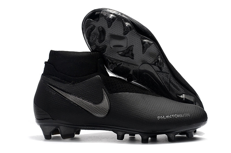 Chuteira Nike Phantom Vision Elite Dynamic Fit FG Preto