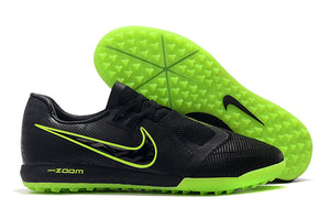 "Chuteira Nike Phantom Venom Pro TF ""Under the Radar"" Verde/Preto"