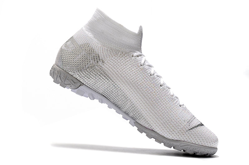 "Chuteira Nike Mercurial Superfly 7 Elite TF ""Nuovo White"""