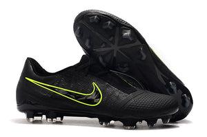"Chuteira Nike Phantom Venom Elite FG ""Under the Radar"" Preto/Verde"