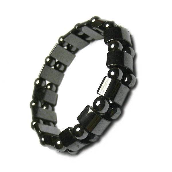 Black Stone Bracelets slimming  Magnetic therapy