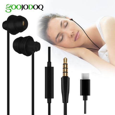 Soft Sleeping Earphone Headphones