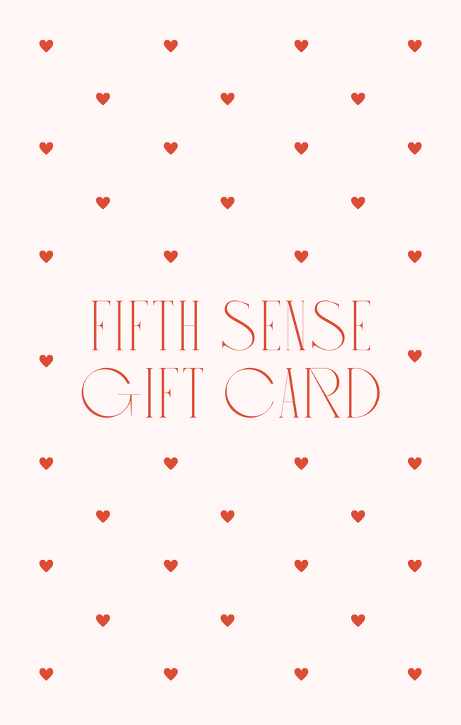 Gift Card - Fifth Sense