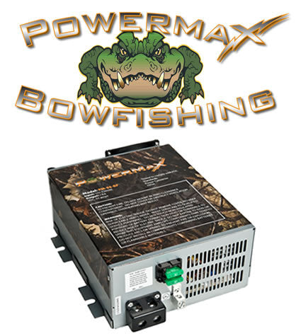 PowerMax 12v Converters Bowfishing series