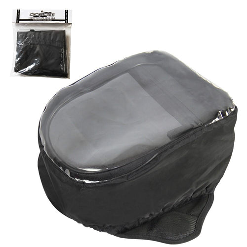 CYCLE CASE EXPANDER GPS TANK BAG RAIN COVER