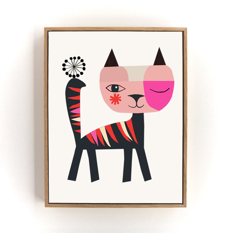 Mini Art Prints - Furry Critters - inaluxe