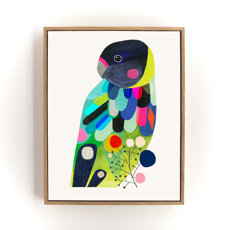 Mini Art Prints - The Birds - inaluxe