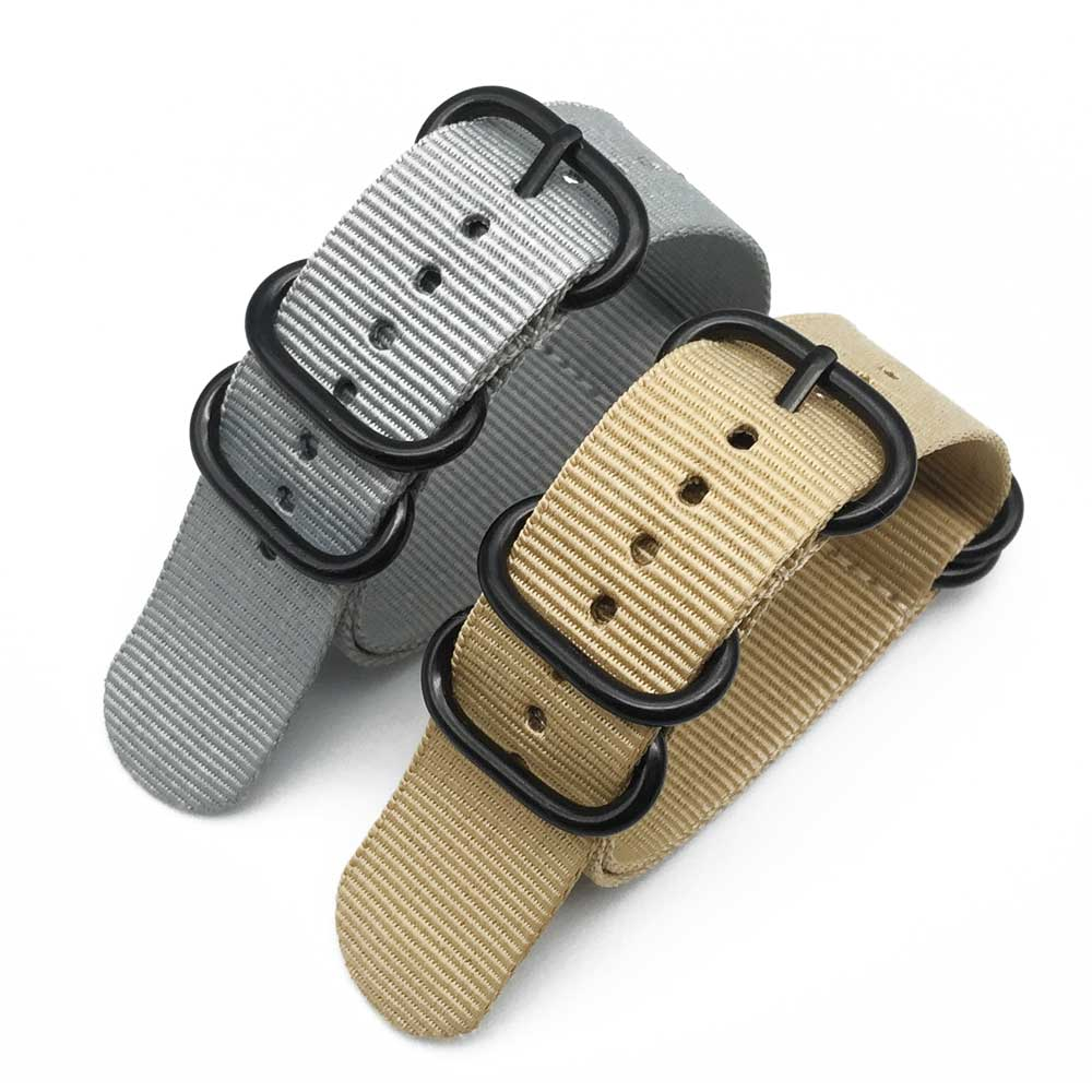 Heavy Duty Nylon NATO band strap