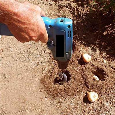 Garden Auger Spiral Electric Drill Bit Tool for Planting