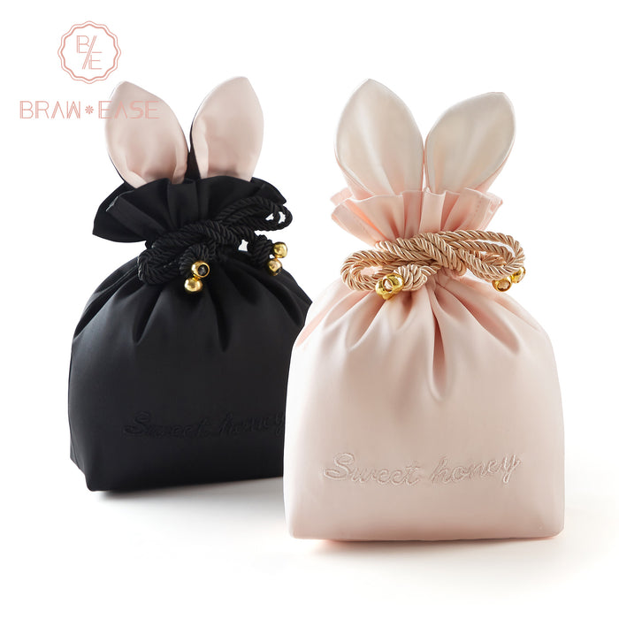 Cute Rabbit Ear Storage Bag