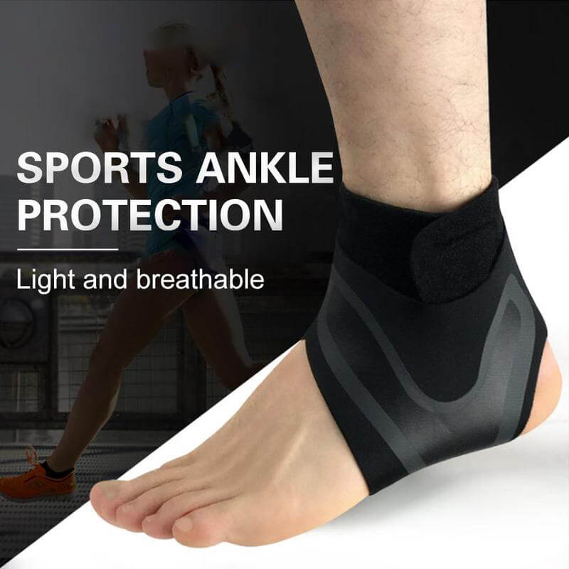 Best Ankle Wrap Support Breathable Foot Brace