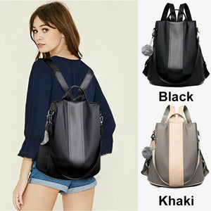Best Small Waterproof Nylon Anti-theft Backpack Purse for Travel