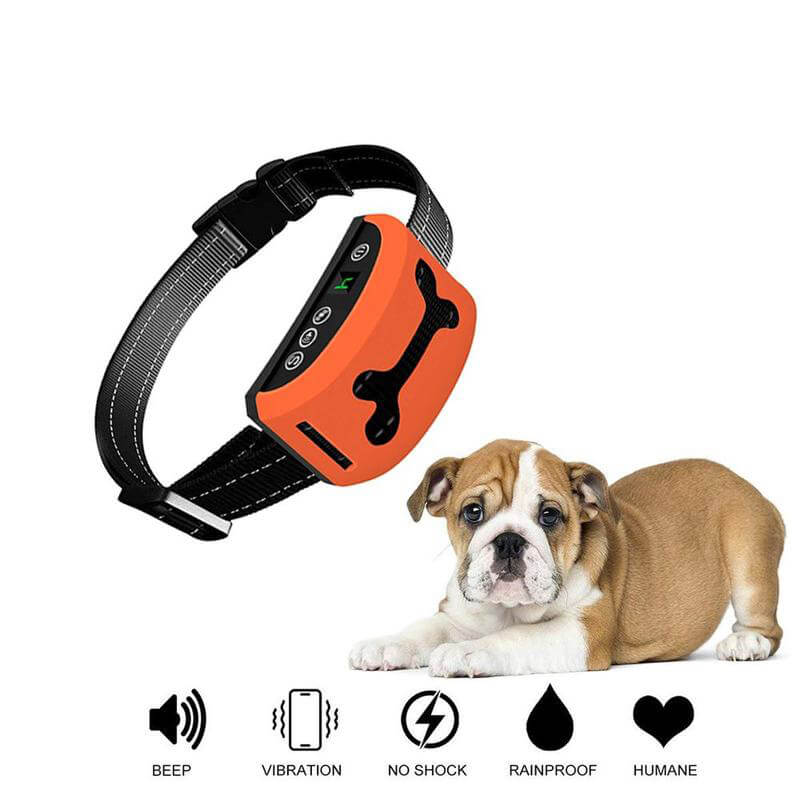 Hirundo Best Anti-bark Dog Shock Collar Device