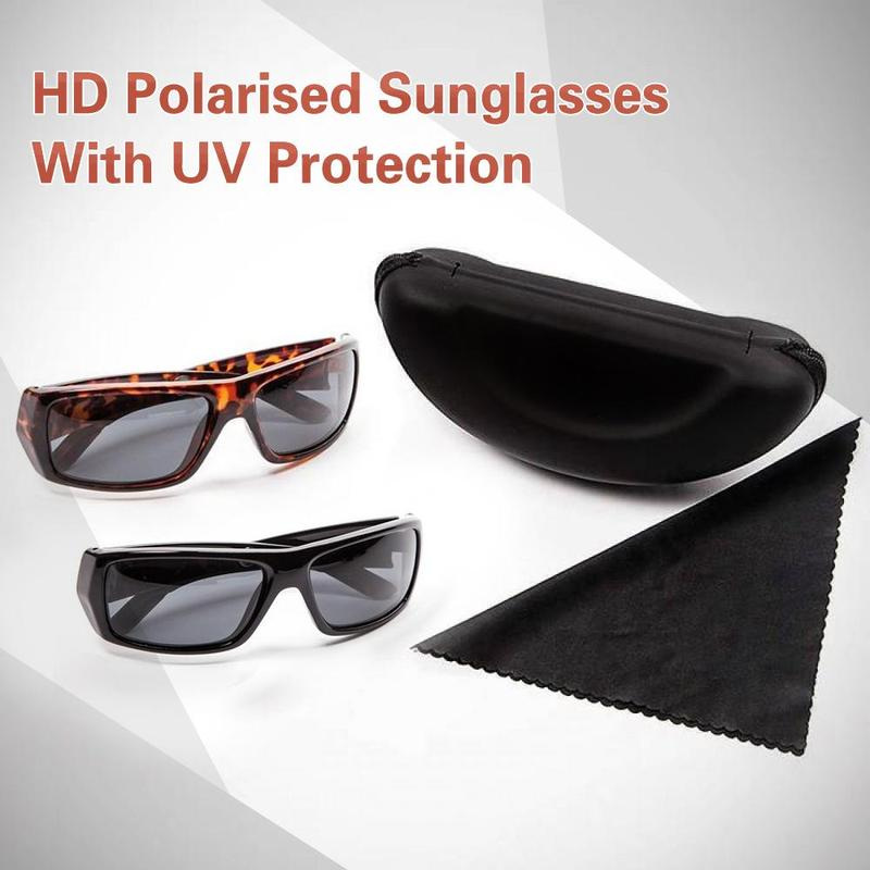 Hirundo Best HD Polarised Sunglasses With UV Protection for Men and Women