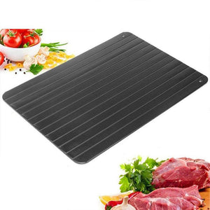 Miracle Thaw Food Rapid Defrosting Tray/Magical Meat Fast Defrosting Tray With Best Reviews