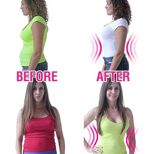 Women's Magic Hot Instant Body Waist Slimmer Shaper Trainer Belt