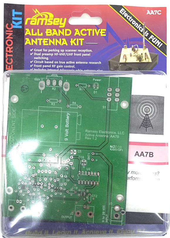 Active Antenna kit AA7C