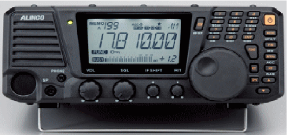 Shortwave Receiver from Alinco