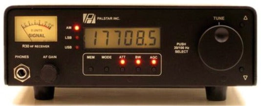 Palstar Short Wave R30CC Receiver