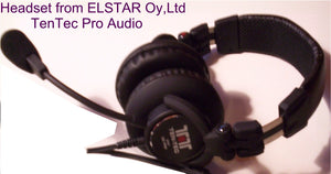 Headset Ten-Tec Pro Audio