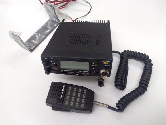 VHF Transceiver Azden PC-7000