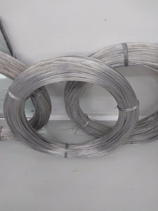 ALuminium strong AlSiMg wire2,05 mm 1500 m roll.