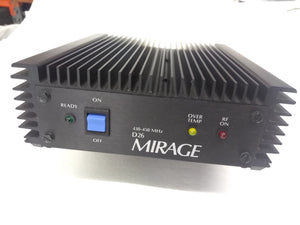 Mirage D24N Linear Amplifier UHF