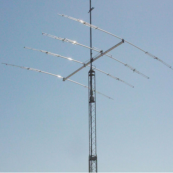 KT34M2 Antenna for 20,15 and 10 m.