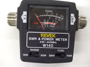 Power & SWR meter, Revex