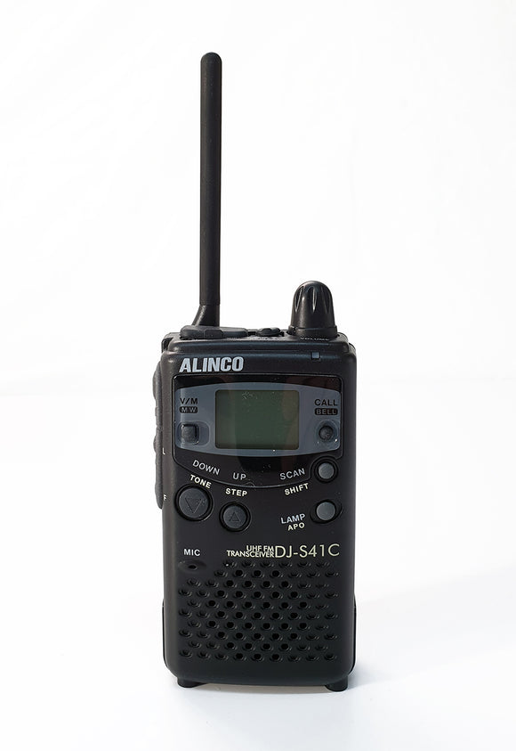Alinco DJ-S41 Used, OK, Cheaper Transceiver