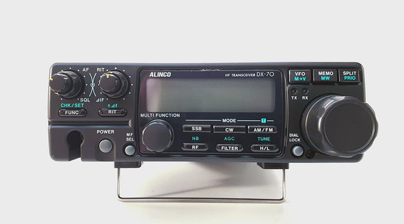 Alinco DX-70TH Transceiver, 50W out on 6m band.