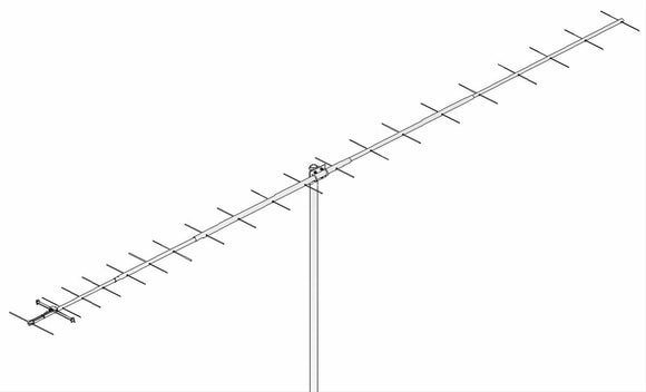 M2 Antenna Systems 440-21ATV Yagi Antenna