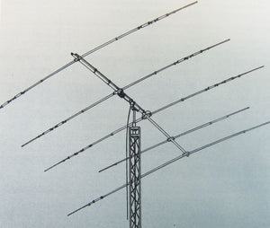 Telex Hy-Gain TH5-MK2 HF Antenna