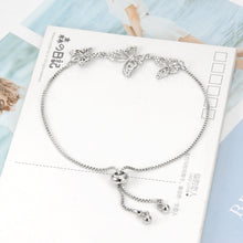 Load image into Gallery viewer, Exquisite Butterfly Bracelet