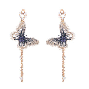 Wondrous Pearl Earrings