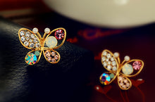 Load image into Gallery viewer, Cute Butterfly earrings