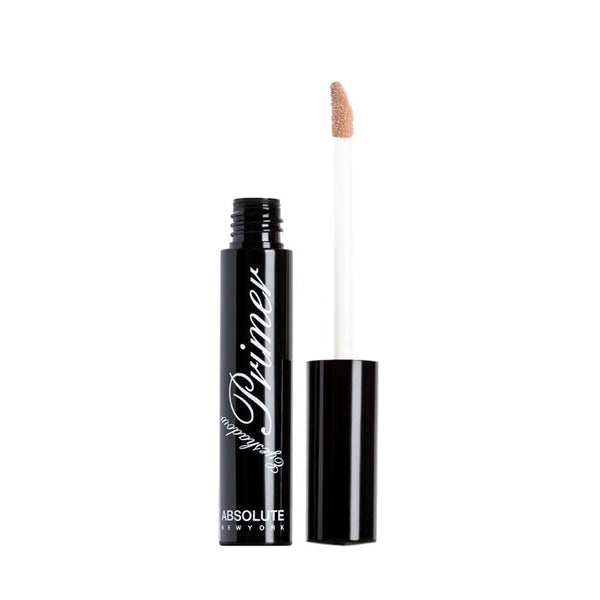 Eyeshadow Primer by Absolute New York provides a creamy, translucent base with a doe-foot applicator, for maximum color pay-off and all-day wear.