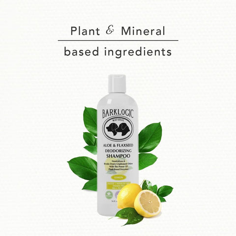 plant and mineral based ingredients