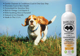 BarkLogic Sensitive Skin 2 in 1 Conditioning Shampoo  - Tangerine