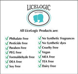 LiceLogic Clear & Free Lice & Nit Eliminator Mousse