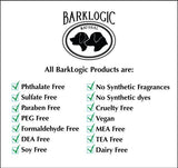 BarkLogic Sensitive Skin Nourishing Paw & Coat Wipes