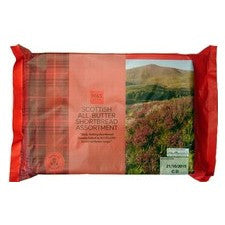 Marks & Spencer Scottish Shortbread Assorted