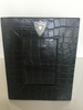 Black Leather Picture Frame