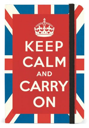 Keep Calm Notebook