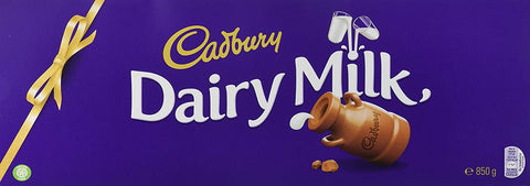 Cadbury Dairy Milk Chocolate 850g Bar