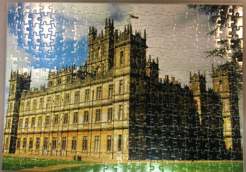 Highclere Castle Puzzle